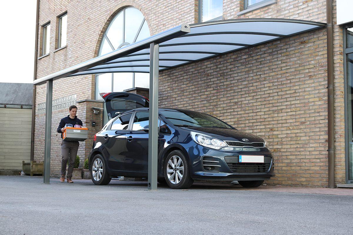 Five reasons for choosing a carport