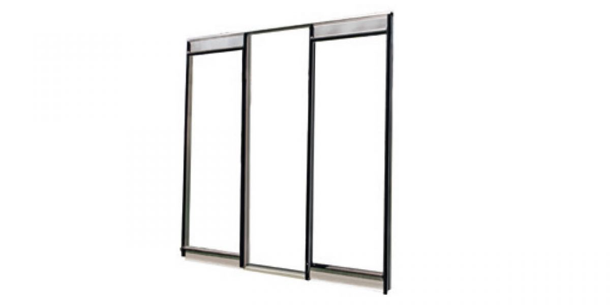 11. Hoge en zeer toegankelijke schuifdeur