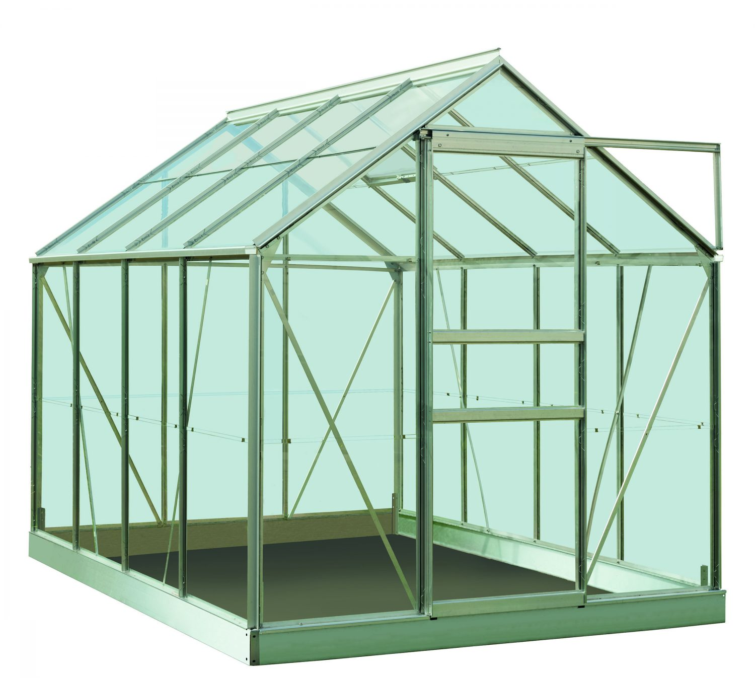 Introgrow Ivy | Aluminium | Green deals | New | Tuinbouwglas